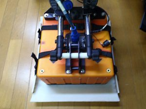 SIR-3000 アンテナ
