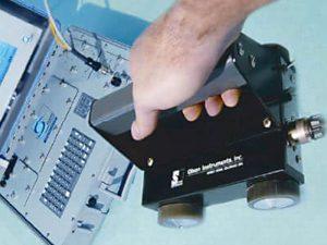 衝撃弾性波コンクリート厚さ計 CTG-2